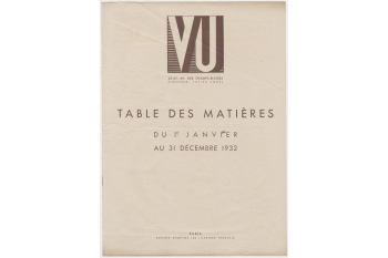 Vu Index 1932