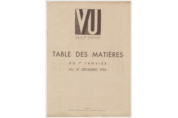 Vu Index 1933