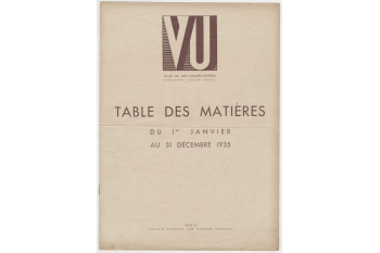 Vu Index 1935